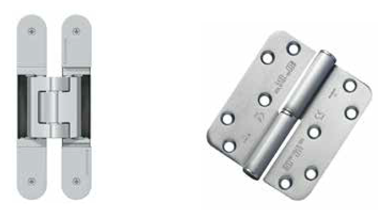Some Hinges